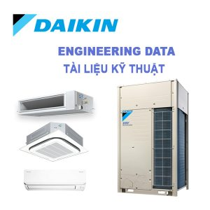Engineering data VRV Daikin