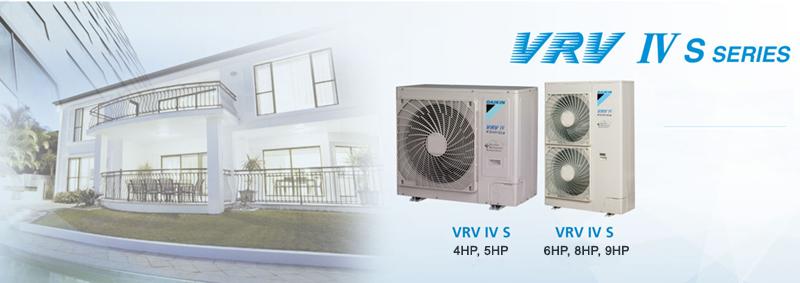Điều hòa VRV IV-S